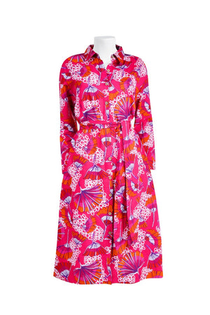 Load image into Gallery viewer, The Valentina Shirt Dress - Keshet Unique Colourful Women's Clothing Tasmania Australia