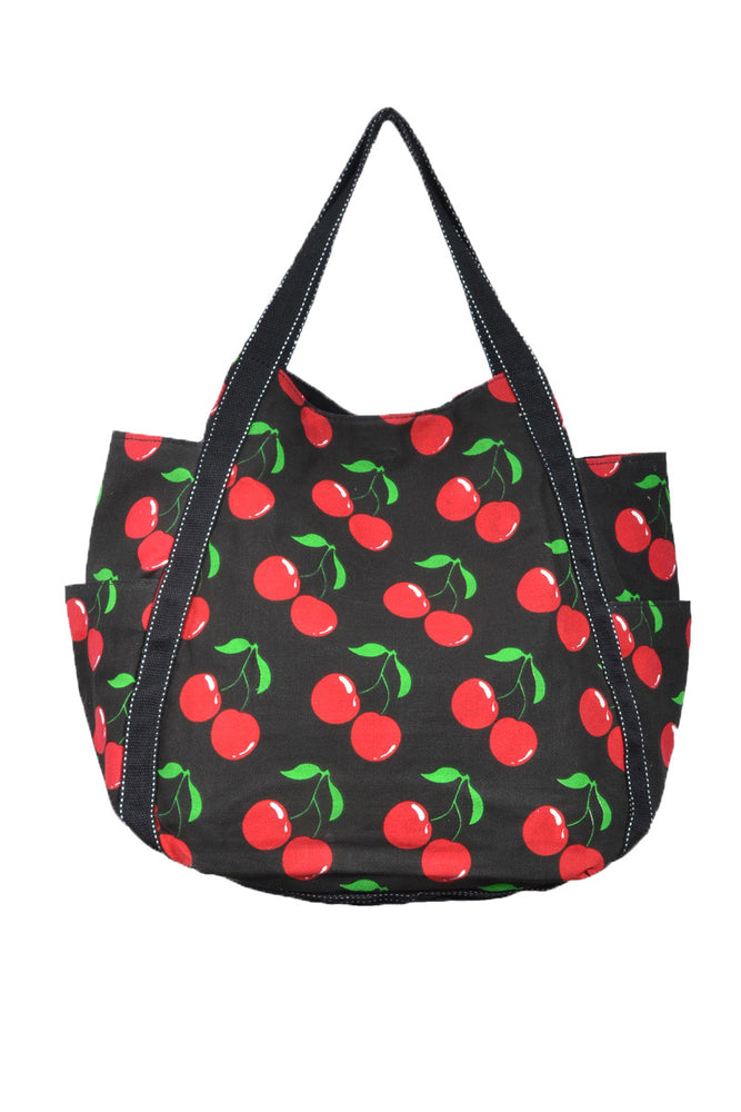 Cherry Tote - Keshet Design