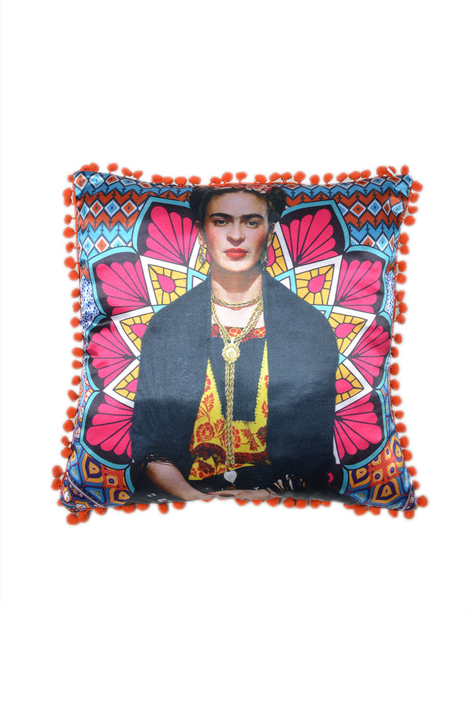 The Frida Cushion - Keshet Unique Colourful Women's Clothing Tasmania Australia