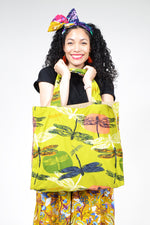 The Jute Bag - Keshet Unique Colourful Women's Clothing Tasmania Australia