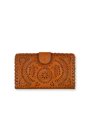 Leather Small Wallet - Keshet Unique Colourful Women's Clothing Tasmania Australia