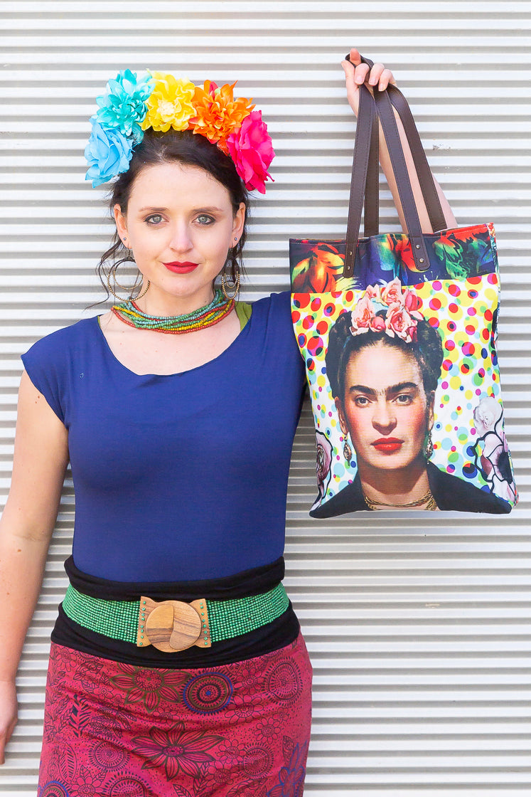 The Frida Kahlo Tote