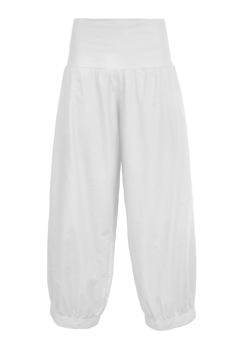 (LGP) Sienna Long Gather Pants (Without Pockets) - Clearance - Keshet Clothing Tasmania
