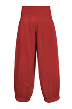 Sienna Long Gather Pocket Pants - Keshet Unique Colourful Women's Clothing Tasmania Australia