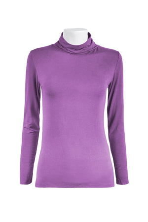Load image into Gallery viewer, Basic Long Sleeve Skivvy - Keshet Unique Colourful Women's Clothing Tasmania Australia