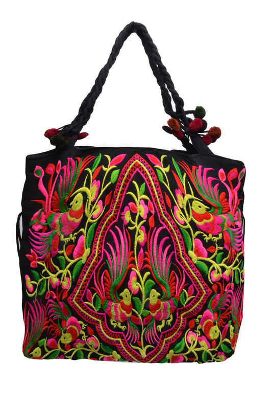 Medium Hill Tribe Bag