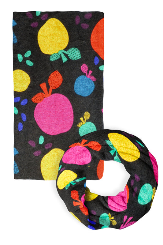 Neck Scarf Print - Keshet Unique Colourful Women's Clothing Tasmania Australia