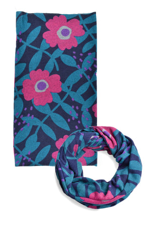 Load image into Gallery viewer, Neck Scarf Print - Keshet Unique Colourful Women's Clothing Tasmania Australia