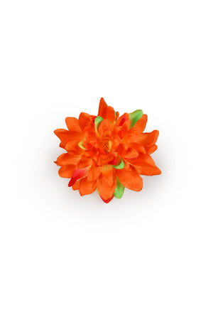 Double Sided Flower Clip - Keshet Unique Colourful Women's Clothing Tasmania Australia