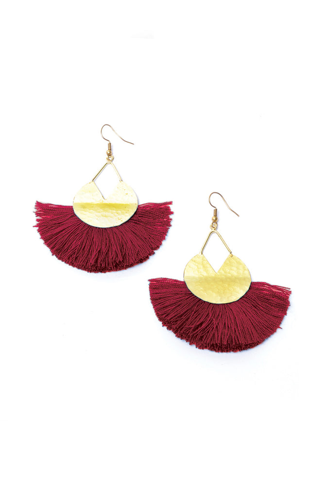Load image into Gallery viewer, Elemental Diamond Earrings - Keshet Unique Colourful Women's Clothing Tasmania Australia