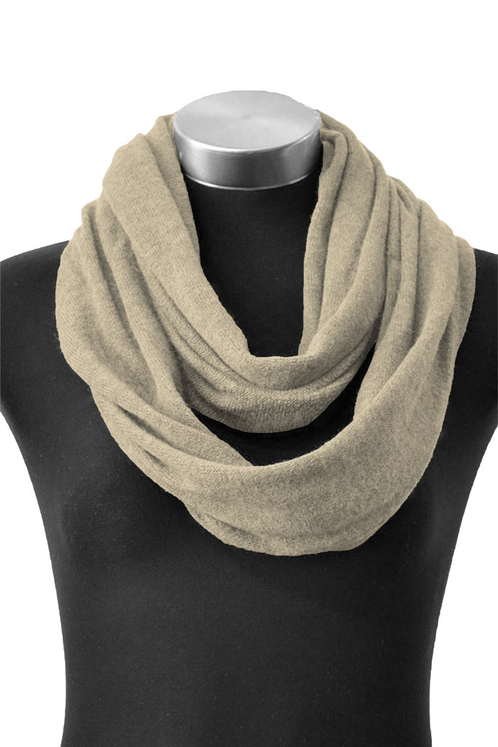 (S) Winter Loop Scarf - Keshet Clothing Tasmania