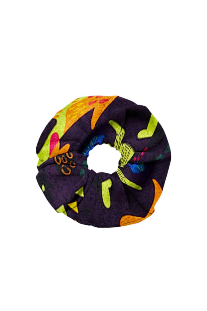 Scrunchies Print - Keshet Unique Colourful Women's Clothing Tasmania Australia