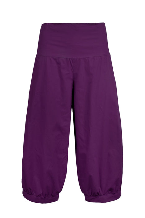 Sienna 3/4 Gather Pocket Pants - Keshet Unique Colourful Women's Clothing Tasmania Australia
