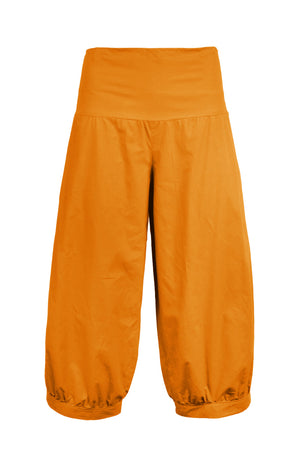 Sienna 3/4 Gather Pocket Pants - Keshet Design