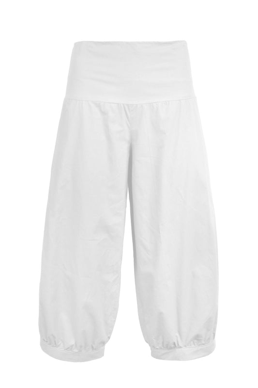 (SGPP) Sienna 3/4 Gather Pocket Pants - Keshet Clothing Tasmania