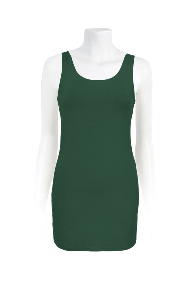 Basic Long Singlet Plain - Keshet Design