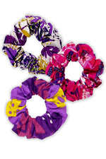 Cotton Scrunchies 3 Pack