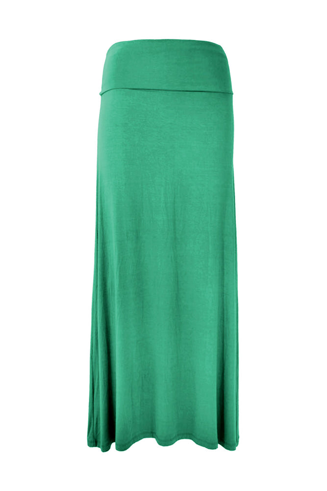 Load image into Gallery viewer, Basic Nala Long Skirt - Keshet Unique Colourful Women's Clothing Tasmania Australia