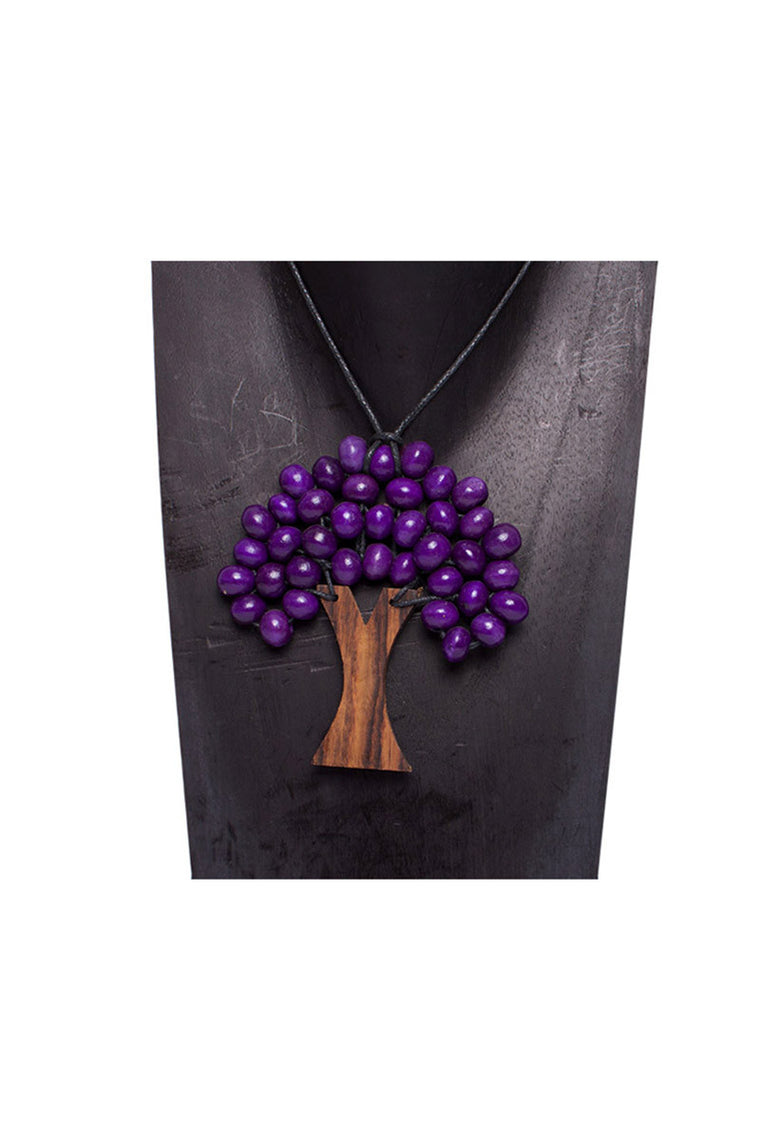 Tree Necklace - Keshet Clothing Tasmania