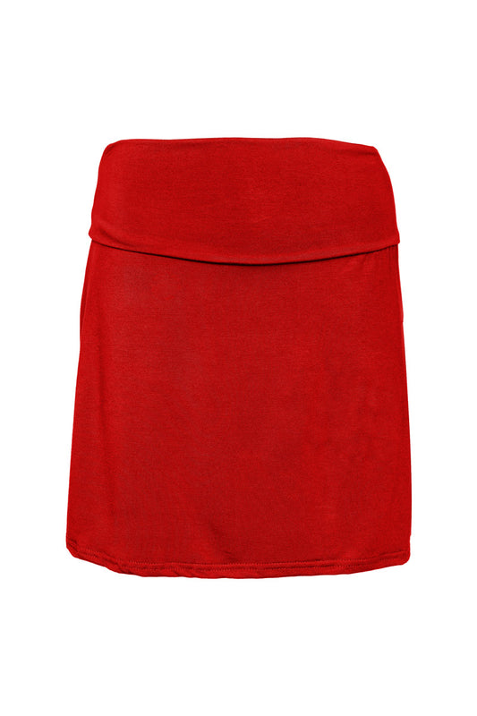 (TSS) Summer Short Skirt Plain