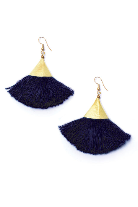 Elemental Triangle Earrings - Keshet Clothing Tasmania