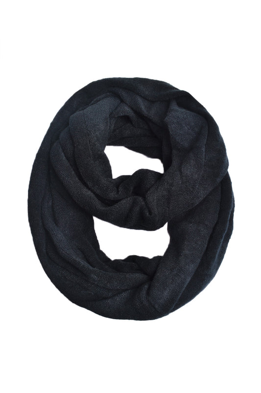 (WS) Winter Reversible Loop Scarf Plain - Keshet Clothing Tasmania