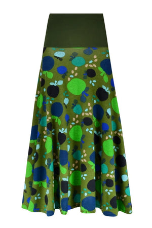 Verity Full Skirt - Keshet Unique Colourful Women's Clothing Tasmania Australia