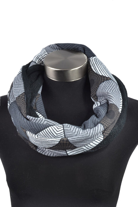 (WS) Winter Reversible Loop Scarf