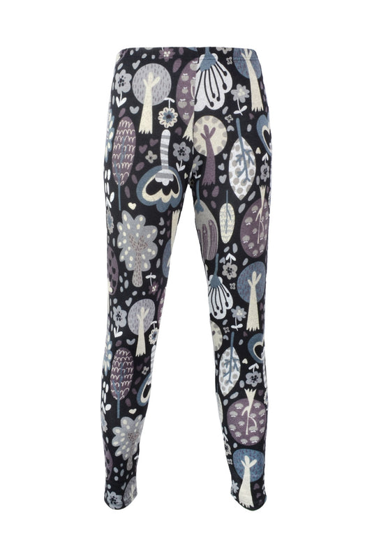 Knit Leggings Print (XS ONLY) - Keshet Unique Colourful Women's Clothing Tasmania Australia