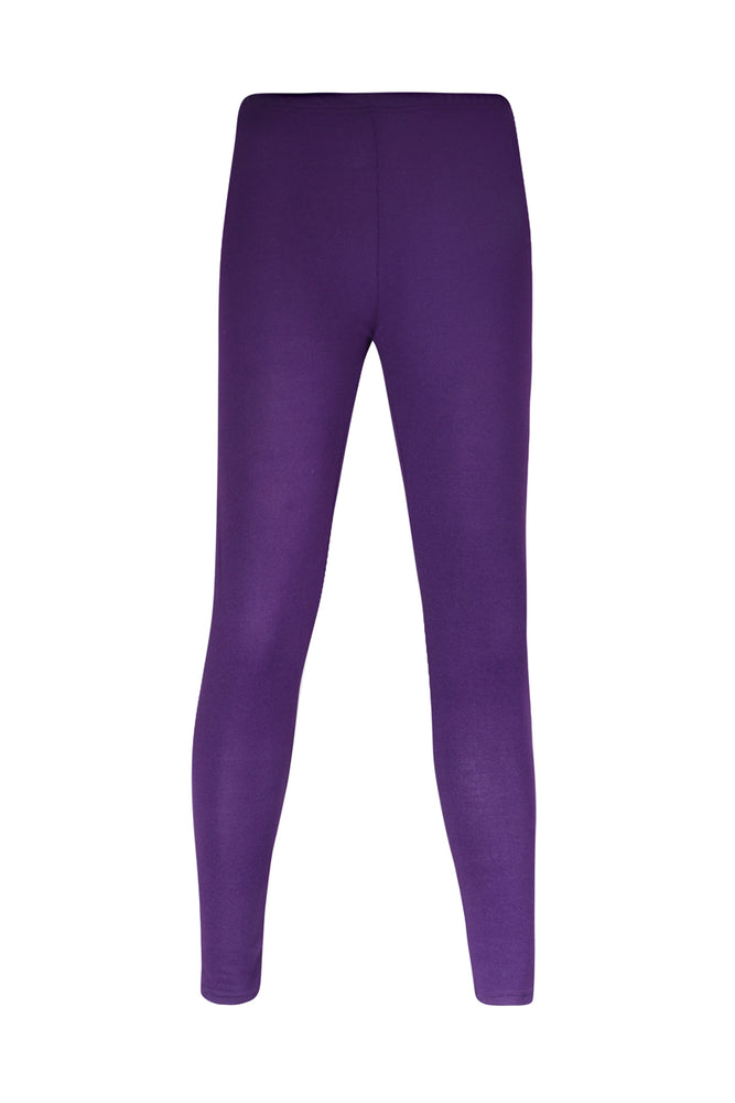 Plain Knit Leggings - Keshet Unique Colourful Women's Clothing Tasmania Australia