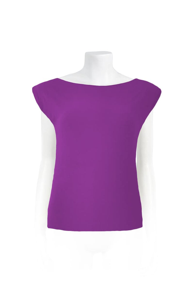 Load image into Gallery viewer, Basic Short Sleeve T-Shirt Warm Colours - Keshet Unique Colourful Women's Clothing Tasmania Australia