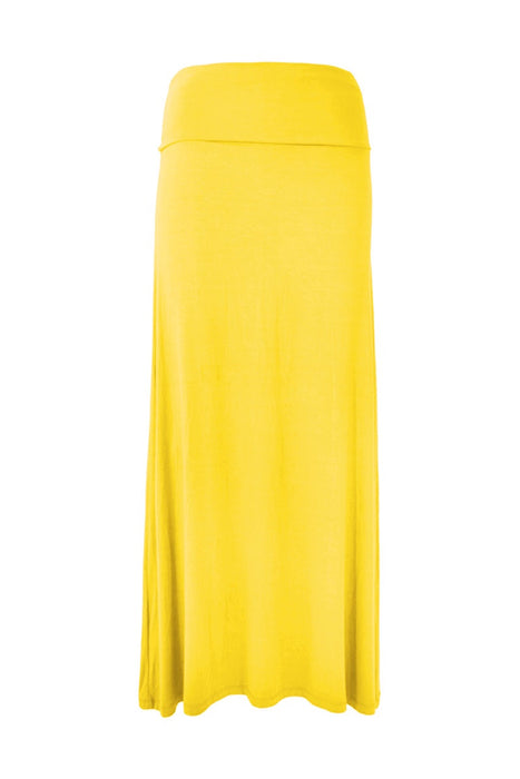 Basic Nala Long Skirt - Keshet Unique Colourful Women's Clothing Tasmania Australia