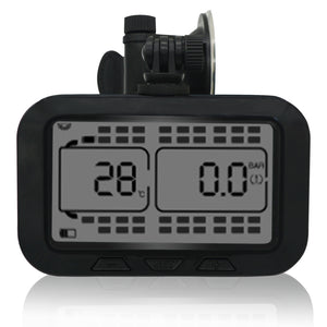 New Truck TPMS with 6 to 38 External Sensors for Tralier and Bus