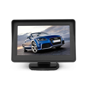 "4.3"" Digital TFT LCD Standing Screen Monitor"