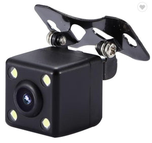 D50 FHD 1080P DUAL RECORD DASH CAMERA with HD 4 inch IPS TFT GOOD NIGHT VISION 6 GLASSES BIG LENS DVR
