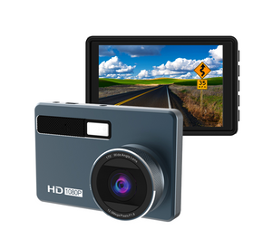 Factory IPS 3.2inch 1080p touch screen car video recorder dash camera D60