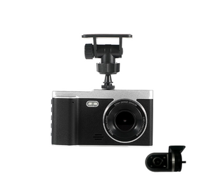factory price 4 inch FHD1080p dual camera dash cam recorder E503