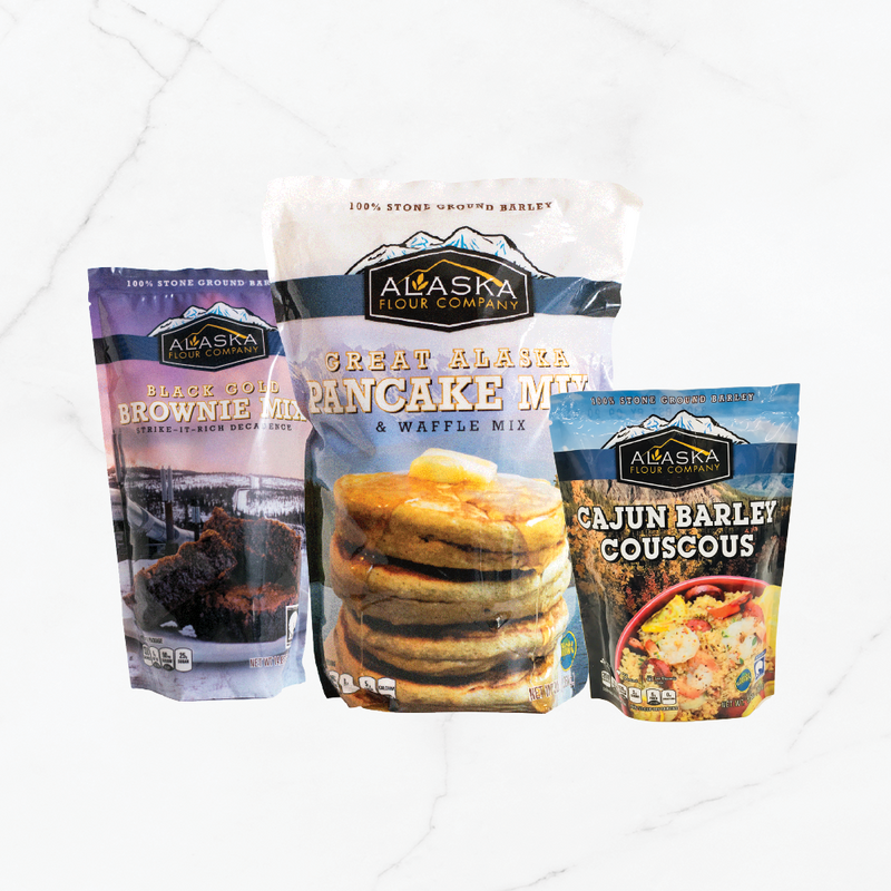 Brand Launch: Alaska Flour