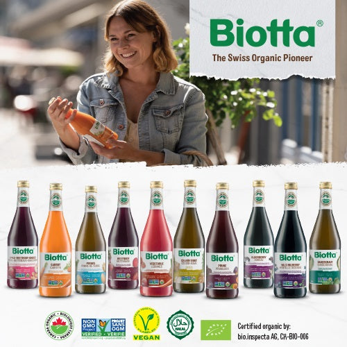 New Brand Launch: Biotta!