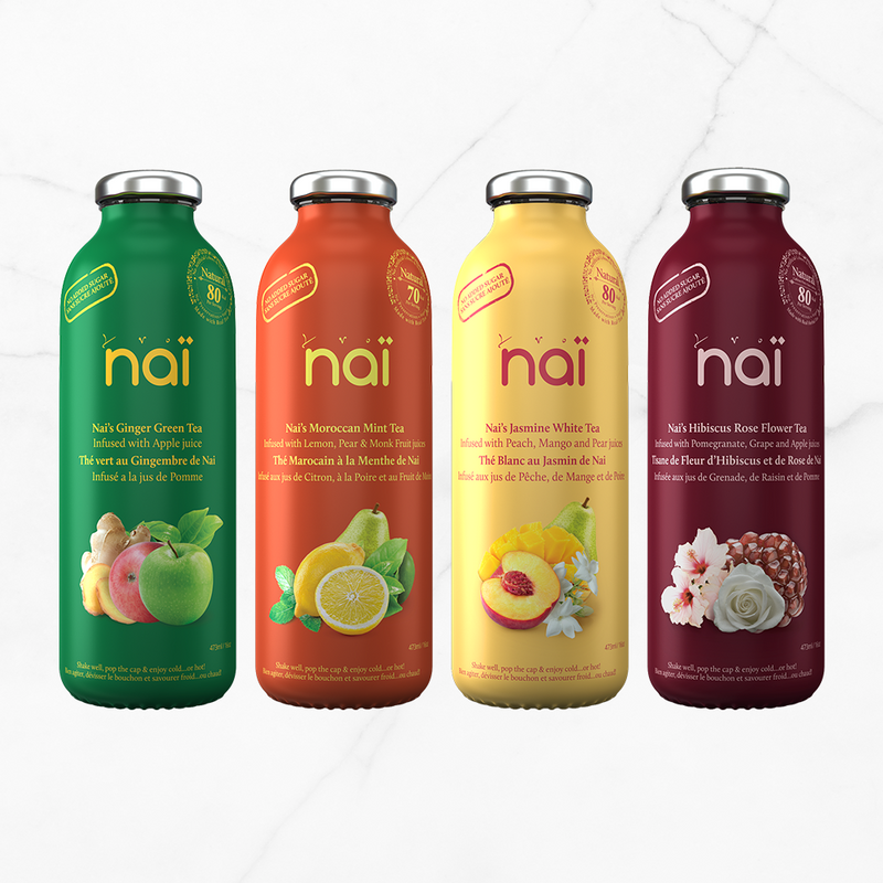 Brand Launch: Nai Teas!