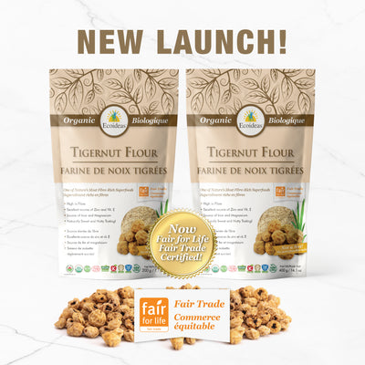 Ecoideas Product Launch: Tigernut Flour