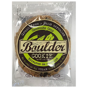 Boulder - Chocolate Chip Cookie  - (52g)