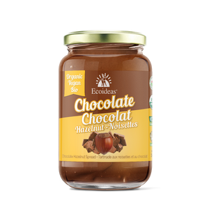 Organic Fair Trade Vegan Chocolate Spread - (300g)