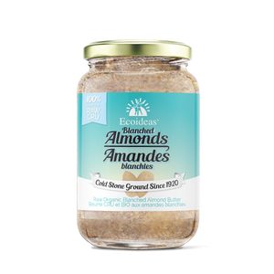 Organic Whole Skinned Almond butter - (300g)