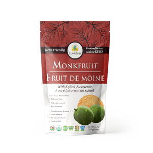 Organic Monkfruit Sweetner  - (227g)