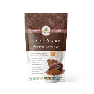 Organic Fair Trade Cacao Powder - (454g)²