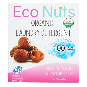 Eco Nuts - Medium Size (100 loads) - (6.5oz)