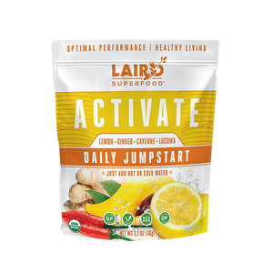 Activate Lemon  - (Jumpstart)  (76g)