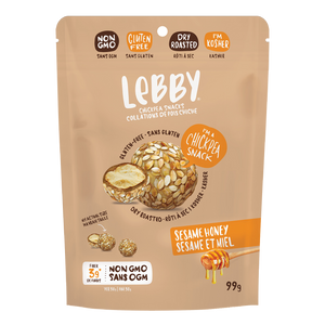 Lebby - Sesame Honey Chickpea - (99g)