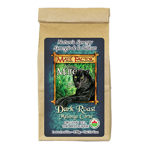 Org. Dark Roast Loose Leaf Tea - (300g)
